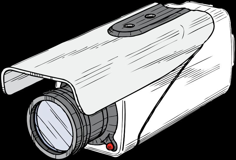 Free surveillance camera