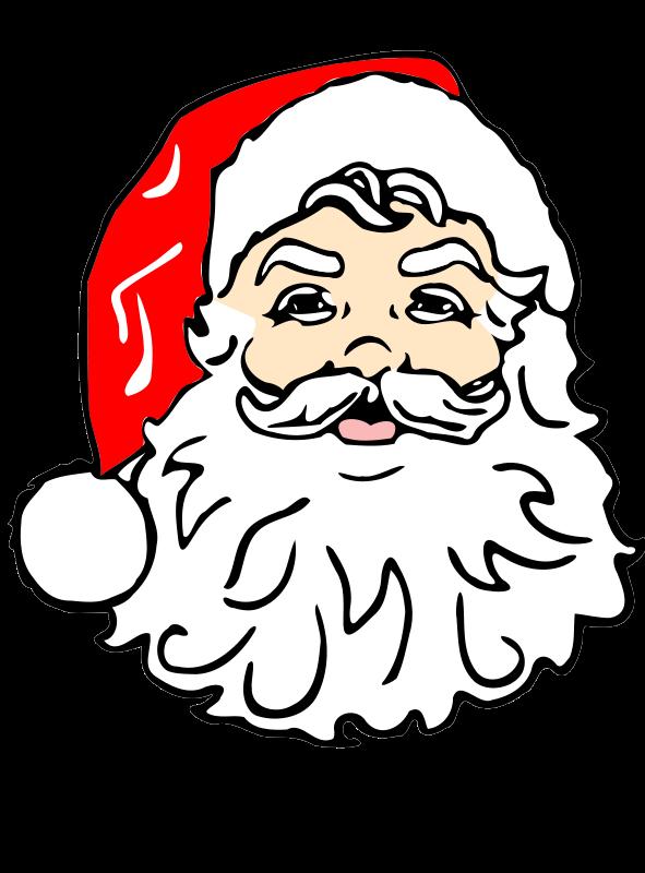 Free Classic Santa