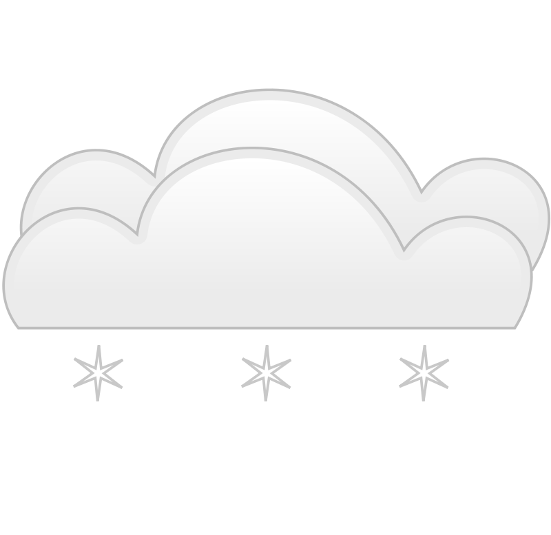 Free overcloud snow