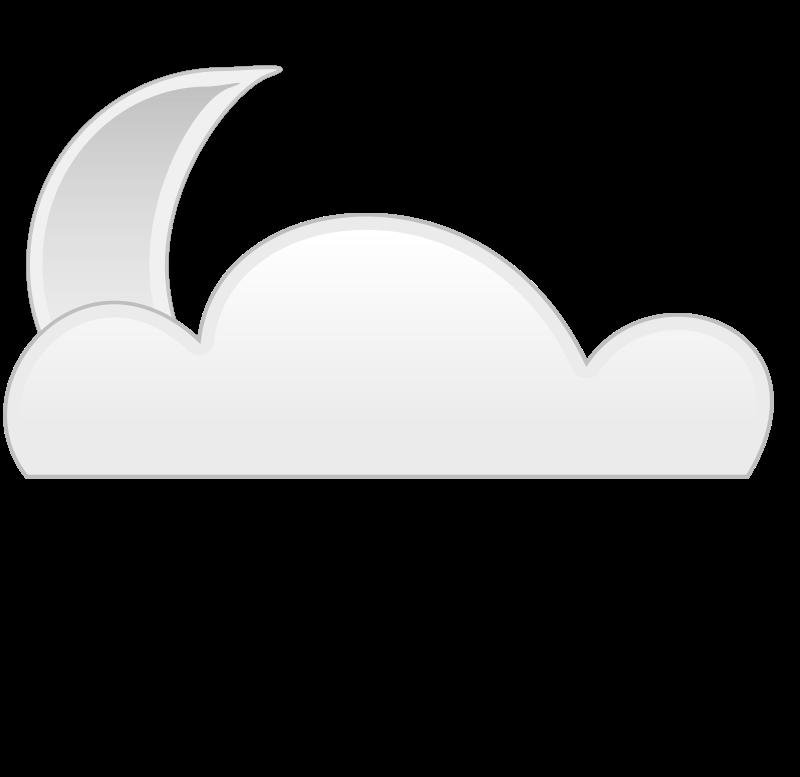 Free moon cloud