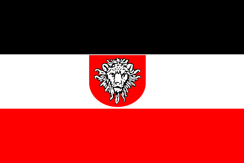 Free Flag of German East Africa