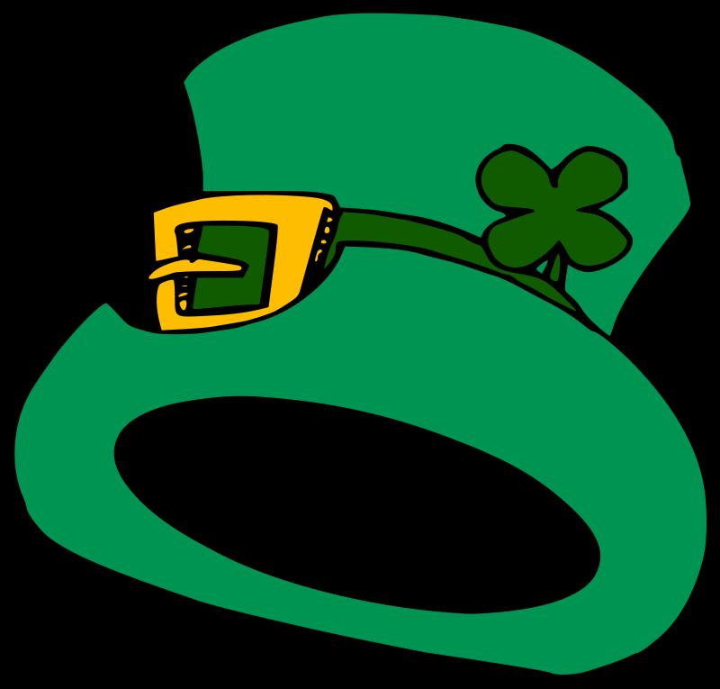 Free Green hat