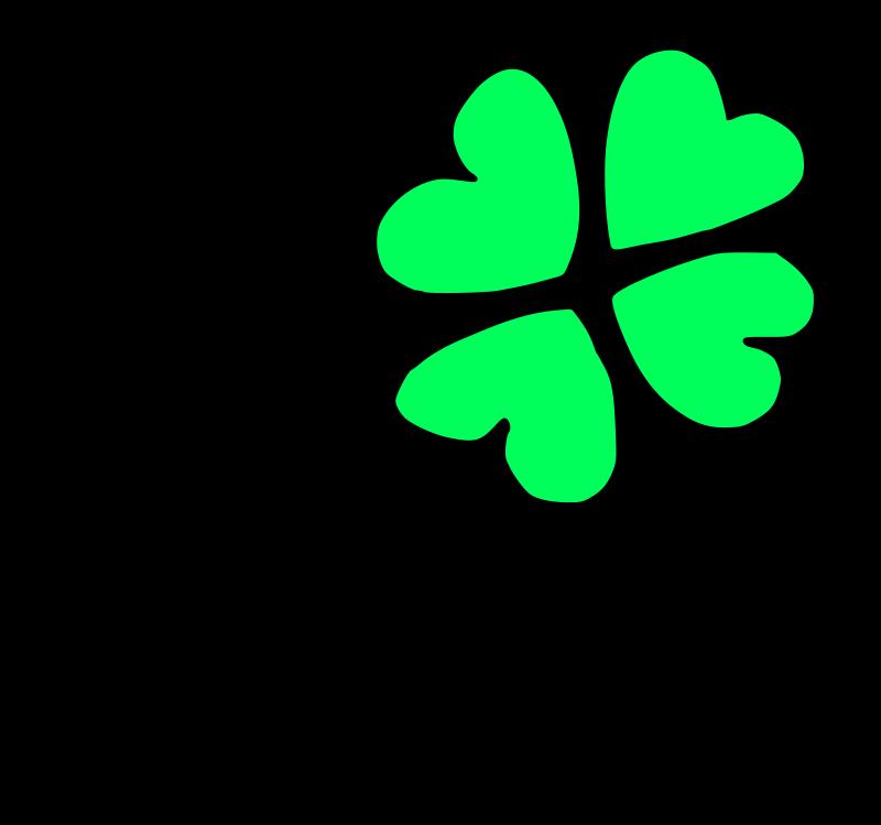 Free Four leaf clover
