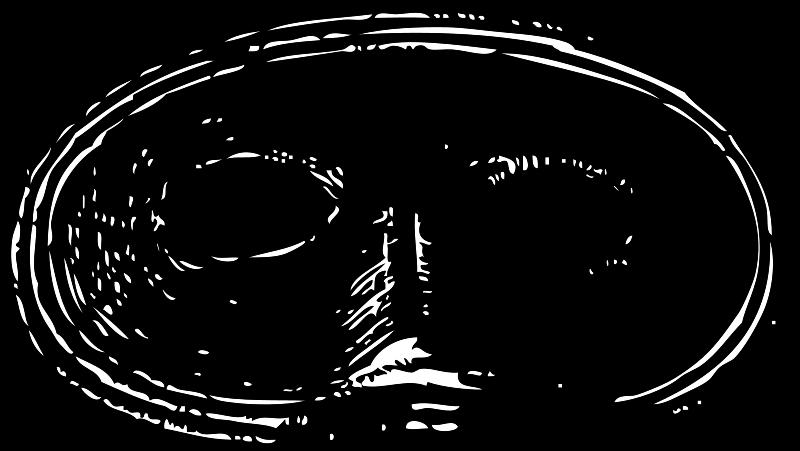 Free black mask