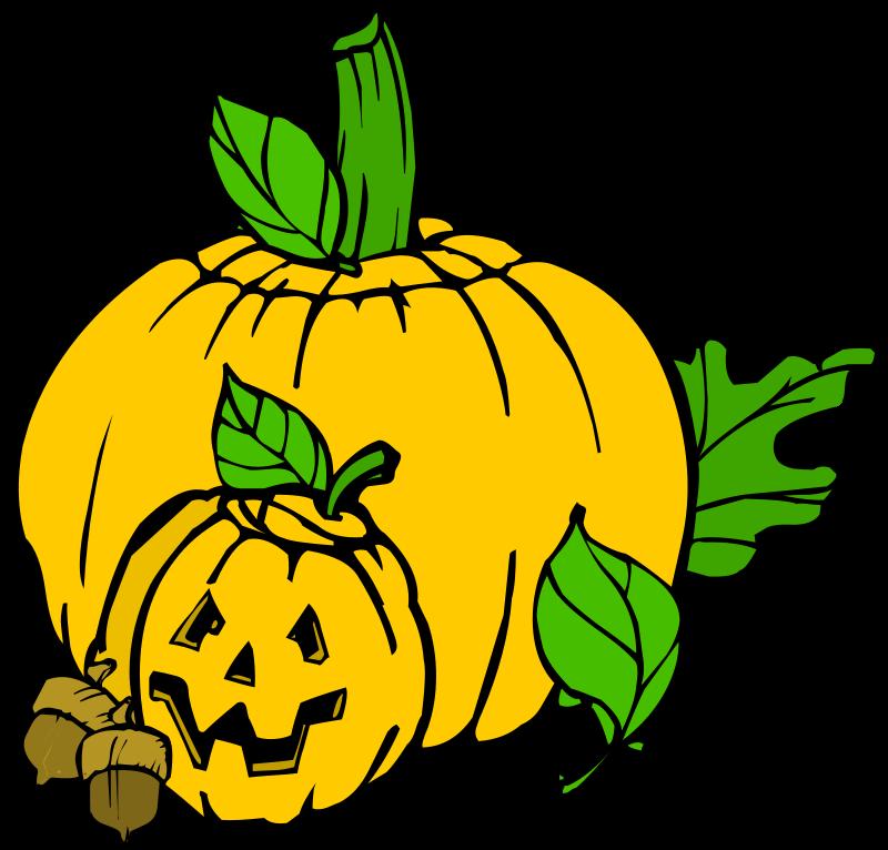 Free Pumpkins (colour)