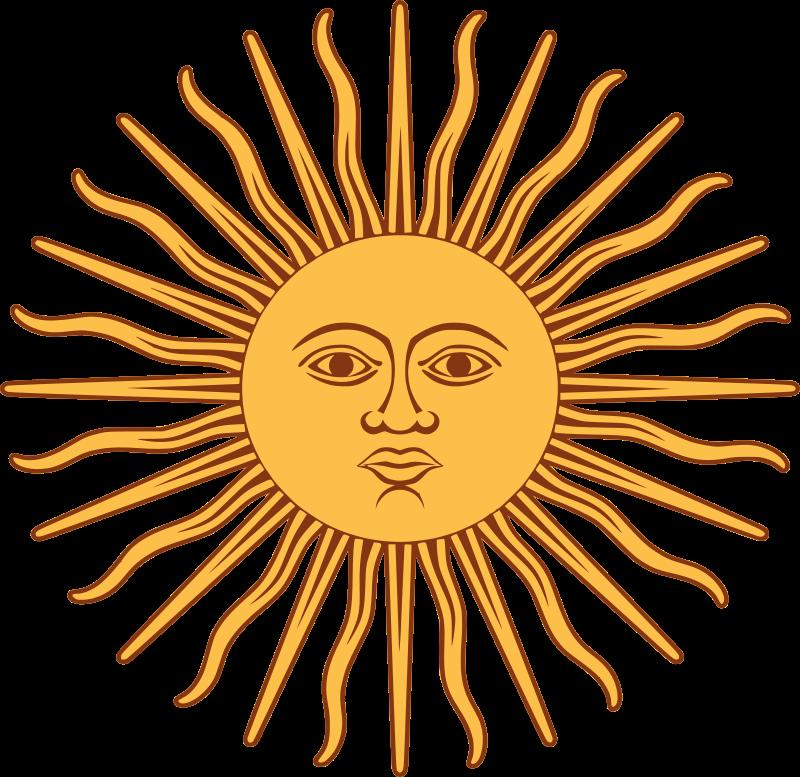 Free Sol de Mayo-Bandera de Argentina