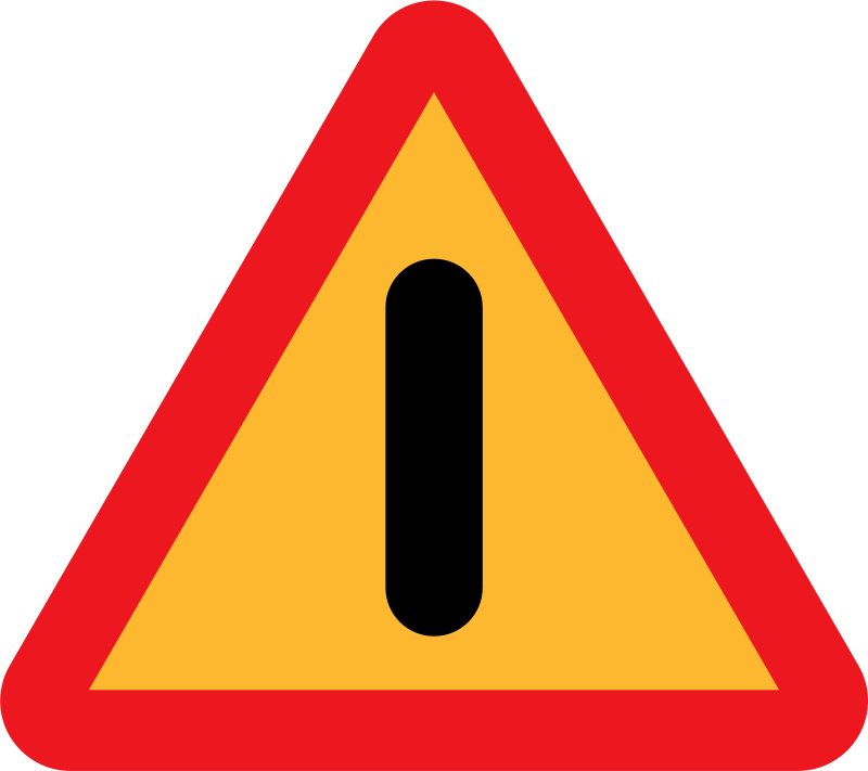 Free Other Dangers Sign