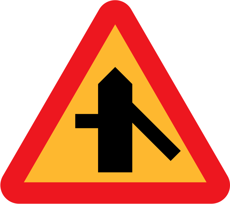 Free Roadlayout sign 3