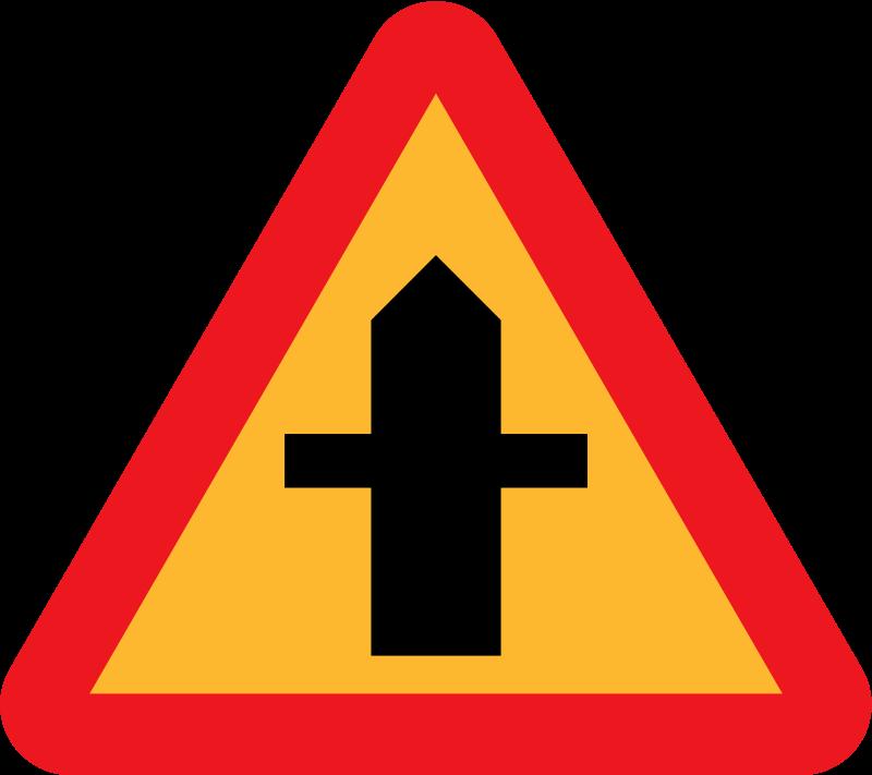 Free Roadlayout sign 1