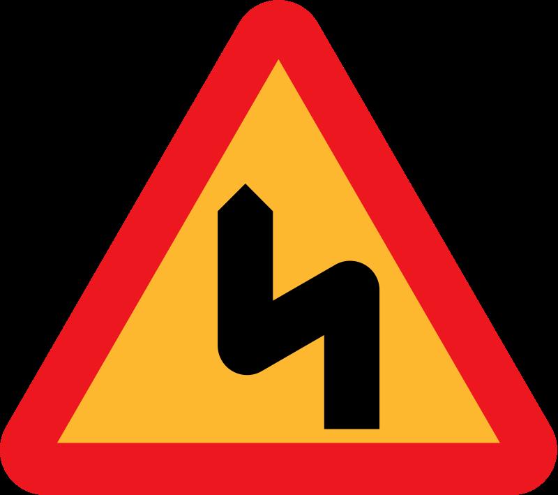 Free Swedish Roadsign 4