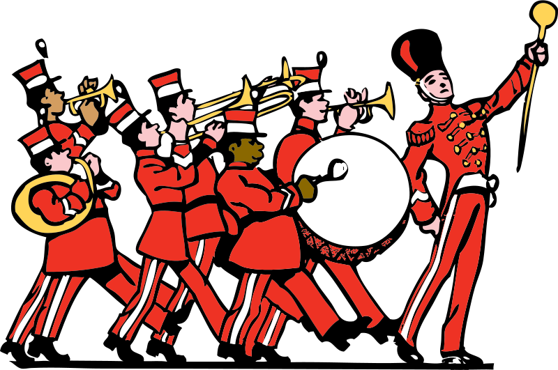 Free marching band