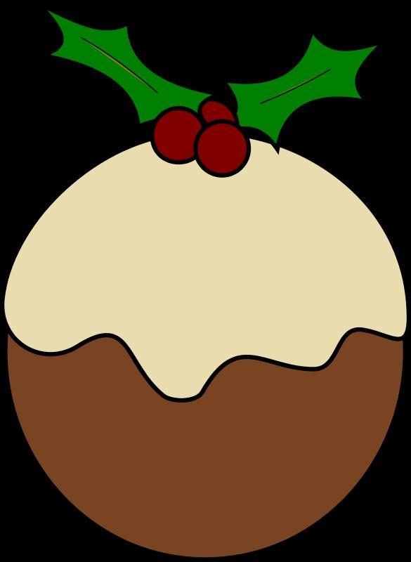 Free Christmas pudding