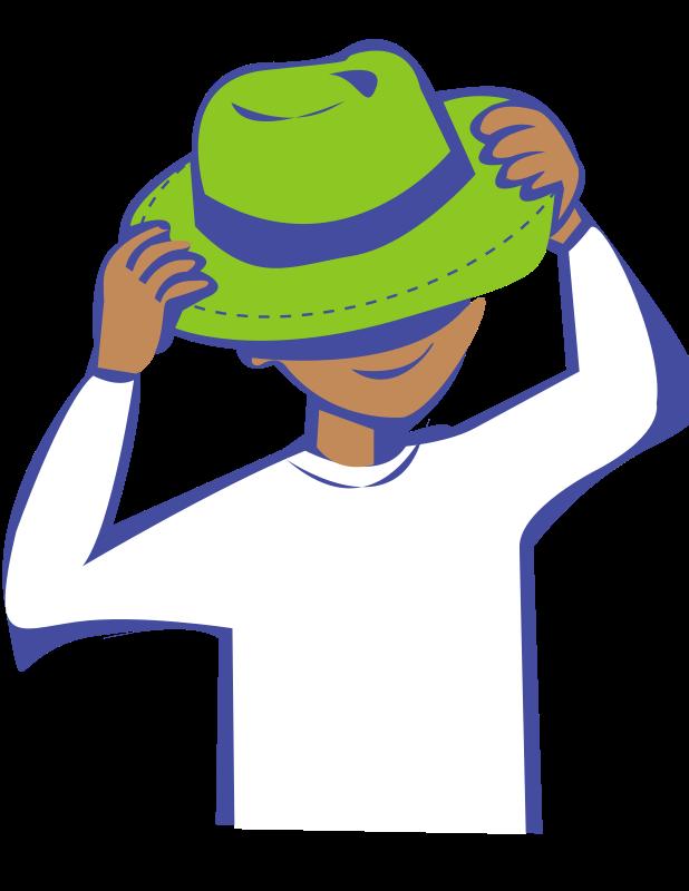 Free put on hat