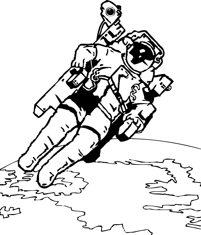 Free spacewalk 2