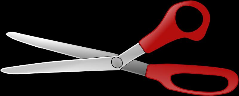 Free scissors open V2