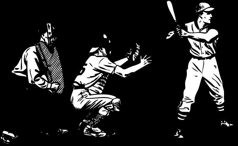 Free baseball at bat