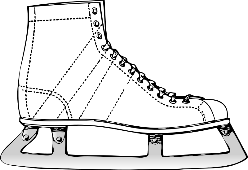 Free ice skate