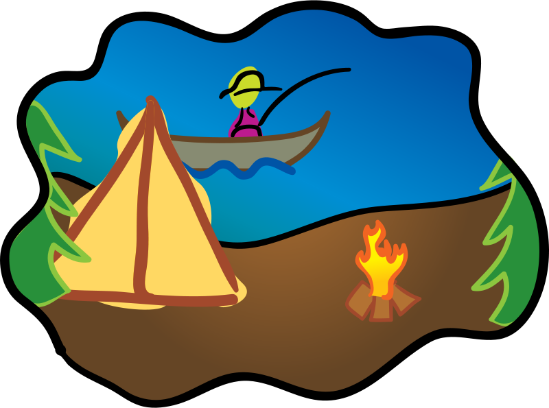 Free Happy Camping