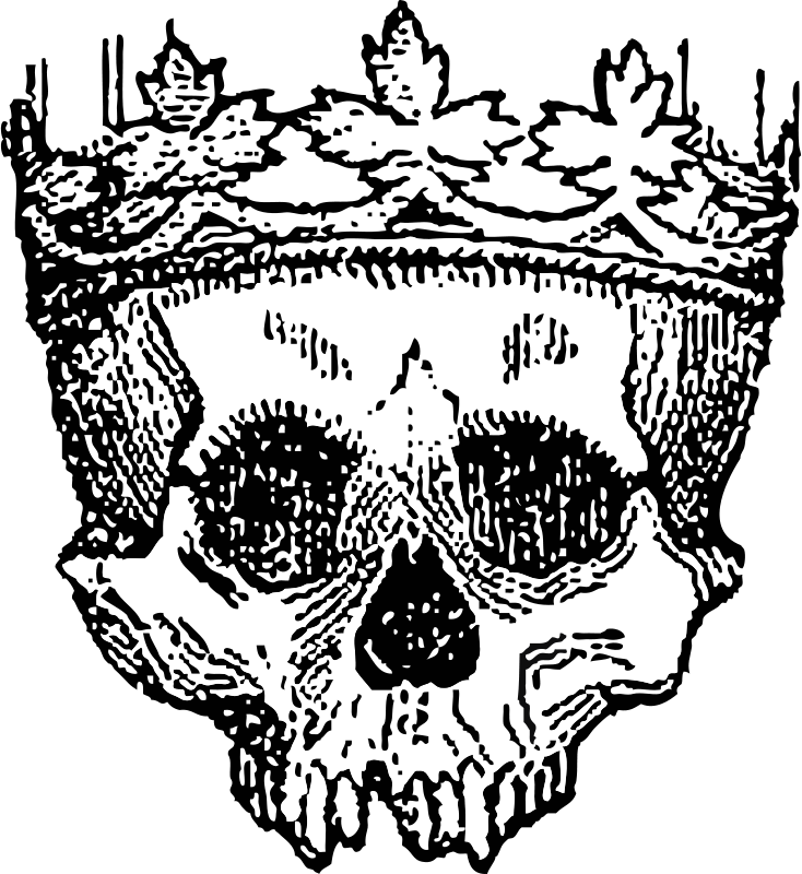 Free Clipart: King of the dead | johnny_automatic