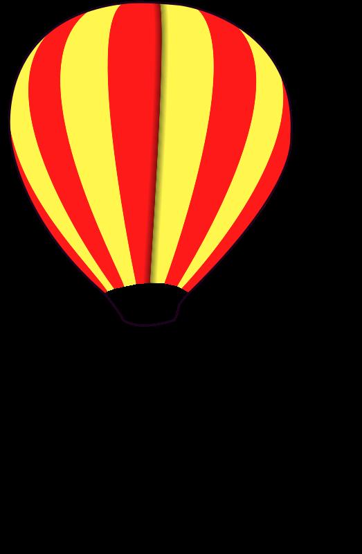 Free hot air balloon - (Work In Progress)