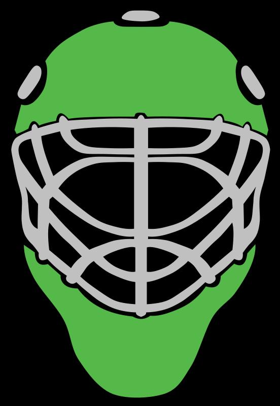 Free Goalie_mask_simple