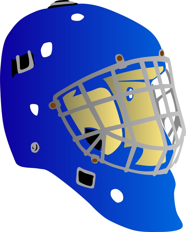Free Goalie_mask
