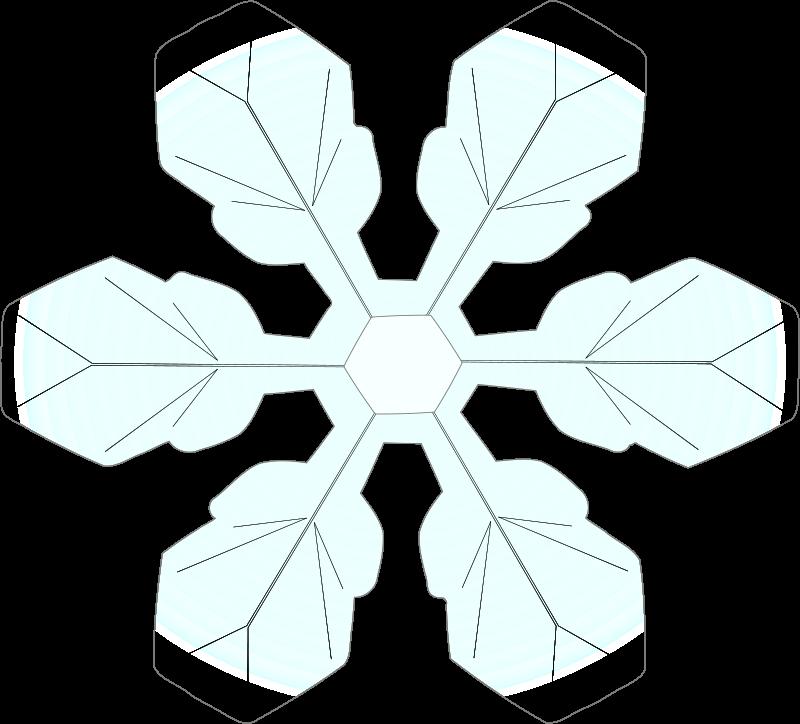 Free snowflake1