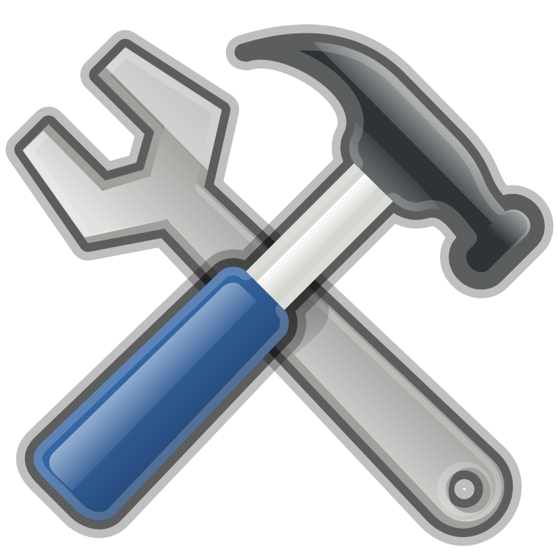 Free Tools, Hammer, Spanner