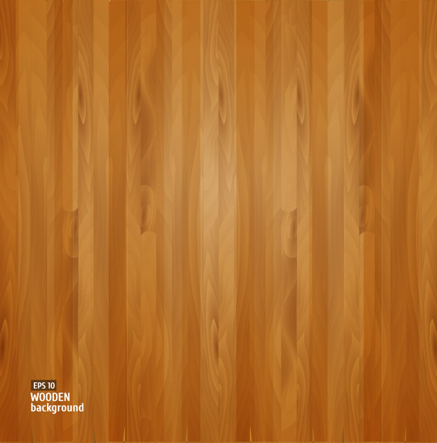 Free Wooden Board Textured Background