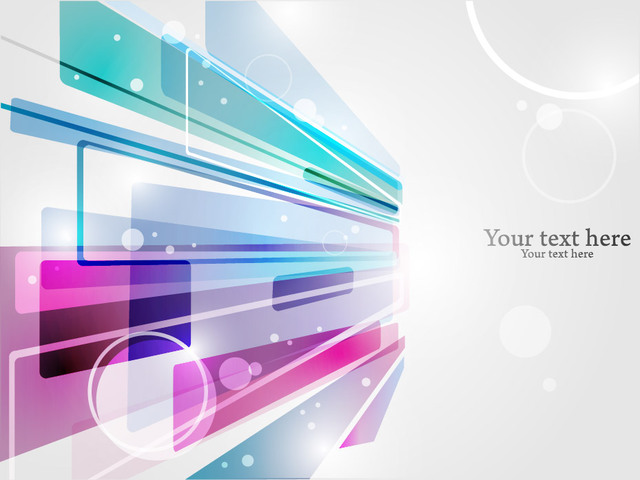 Free Futuristic Bright Colorful Abstract Background