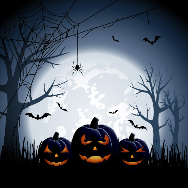 Halloween Poster Background Free.Free Vectors Popular 1001freedownloads Com