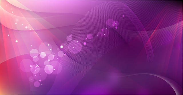 Free Pink Abstract Curves & Spiral Lines Background