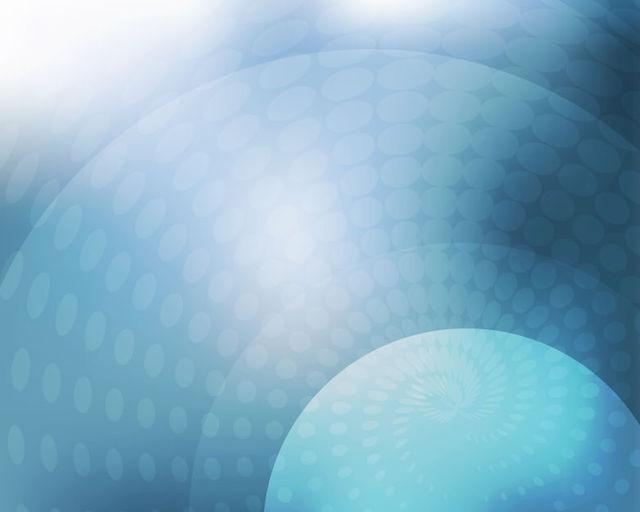 Free Shiny Vortex Halftone Blue Background