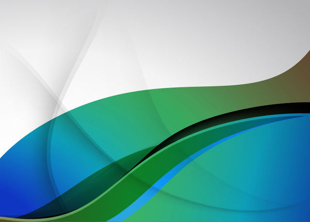 Abstract Creative Splitted Wave Background