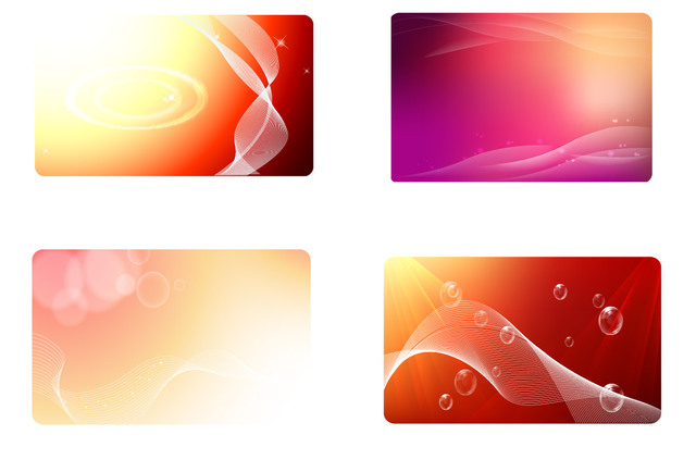 Free vectors 1001freedownloadscom for Free business card backgrounds