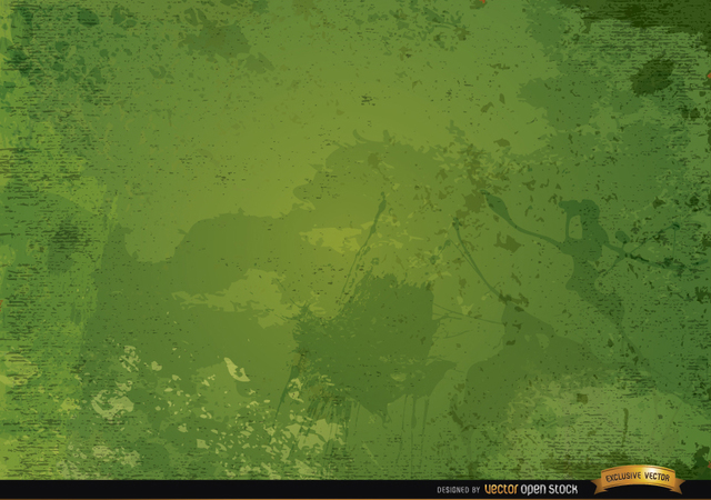 Free Green Grunge rustic background