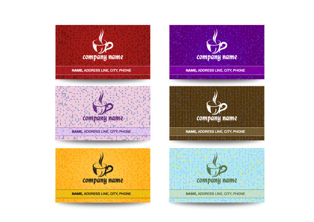 Free Creative Cafeteria Business Card Pack