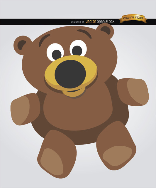 Free Teddy bear cartoon