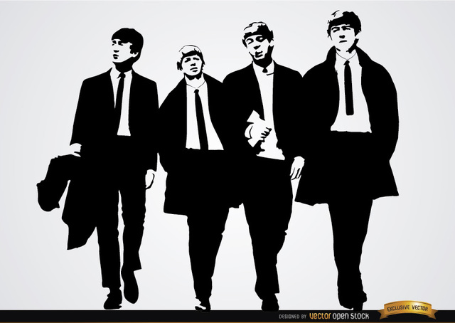 Free The Beatles band wallpaper
