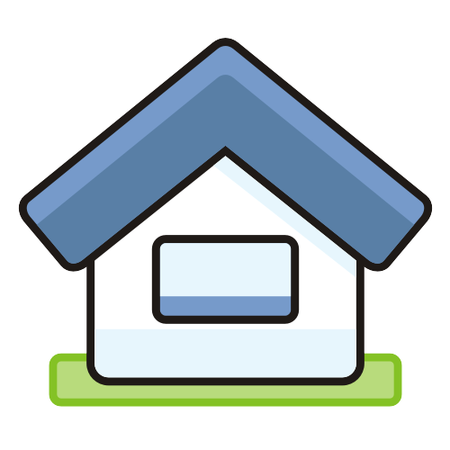 Free Cute Simplistic House Icon