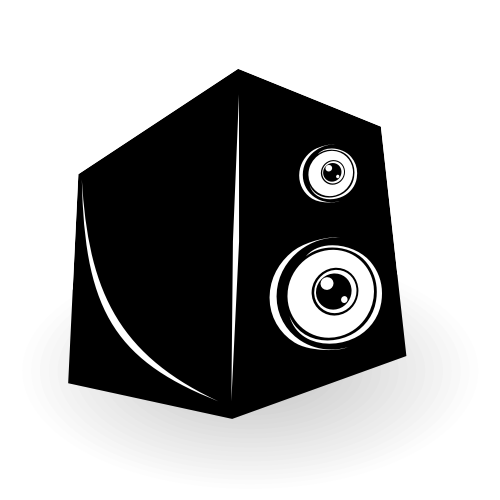 Free Abstract Funky Looking Speaker Box