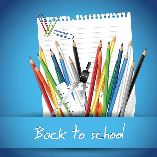 Free Fantastic Set of Back to School Stuffs