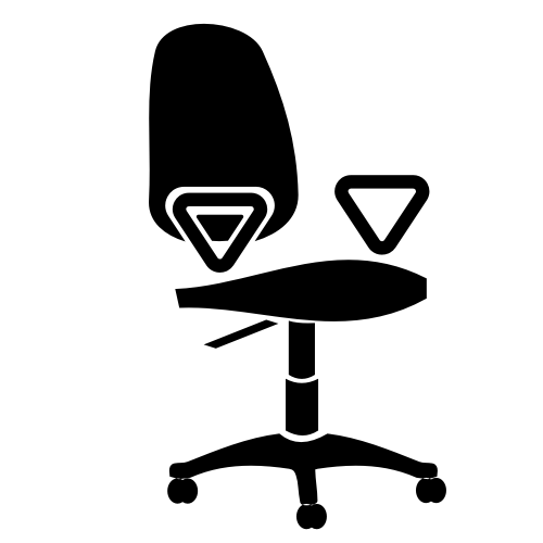 Free Office chair vector
