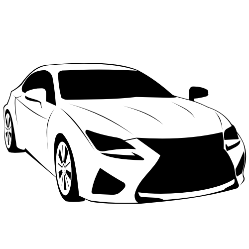 Free Lexus RC F Luxury Toyota Car