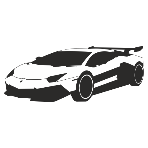 Free Vectors Luxury Racing Car Lamborghini Free Vector