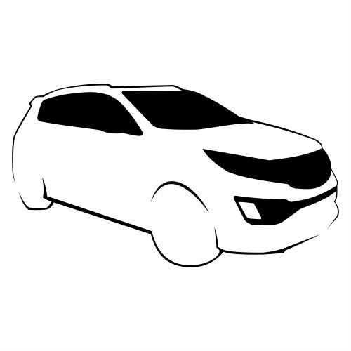 Free Kia Sportage Sketch