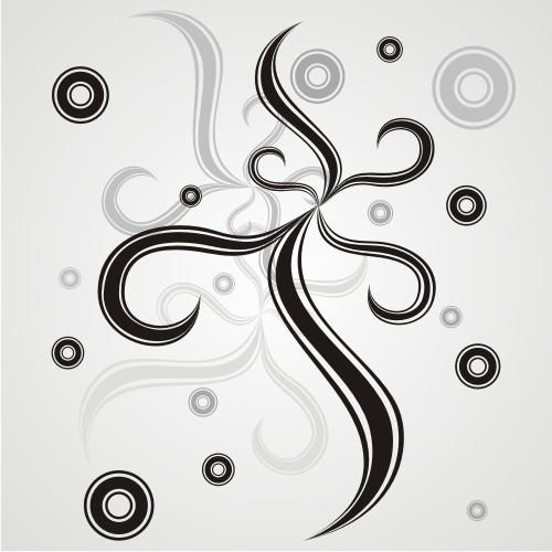 Free Circles and swirls
