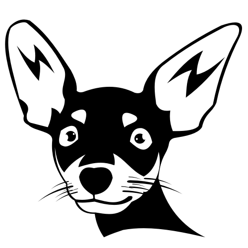 Free Chihuahua dog vector