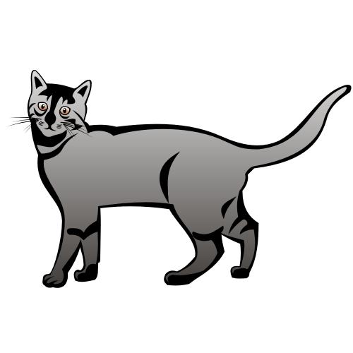 Free A Cat Vector