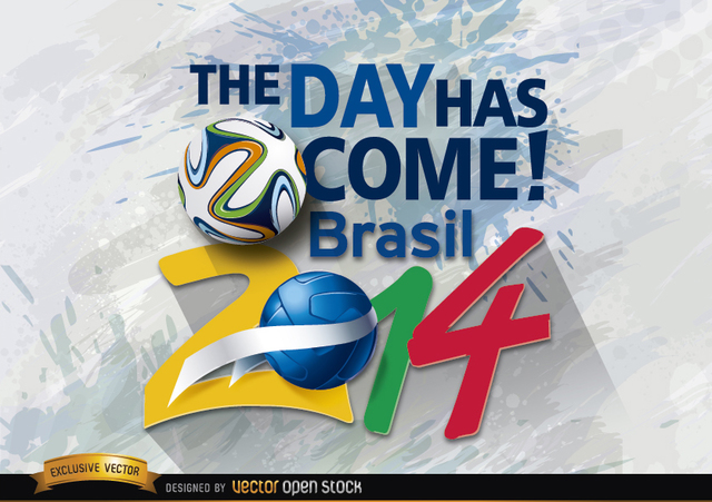 Free Brazil 2014 beginning day promo